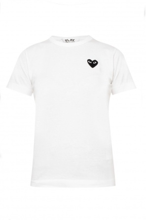Patched t-shirt od Comme des Garcons Play