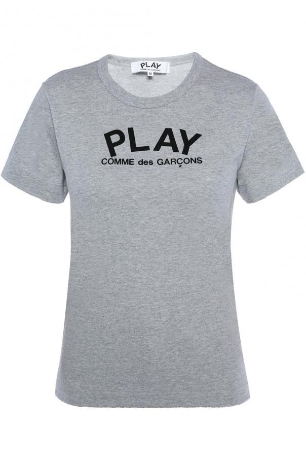 f8ff6c52c30592 Printed T-shirt Comme des Garcons Play - Vitkac shop online