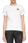 Comme des Garcons Play Patched T-shirt