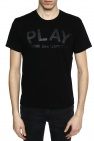Logo-printed t-shirt od Comme des Garcons Play