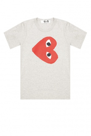 T-shirt with logo od Comme des Garcons Play