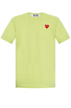 Logo t-shirt od Comme des Garcons Play