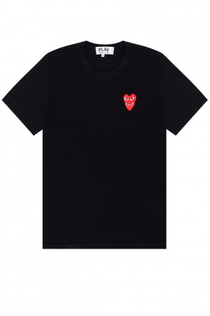 Logo t-shirt od Comme des Garcons Play