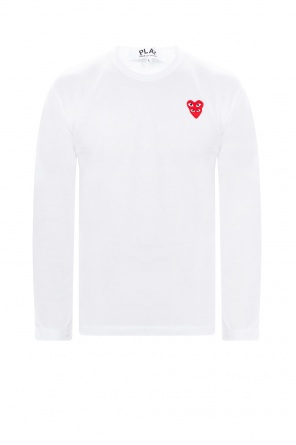 Long sleeve t-shirt od Comme des Garcons Play