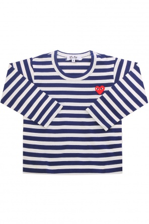 Striped t-shirt od Comme des Garcons Play Kids