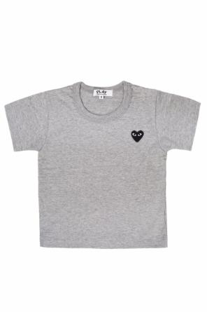 Patched t-shirt od Comme des Garcons Play Kids