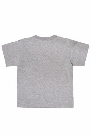 Heart-printed t-shirt od Comme des Garcons Play Kids