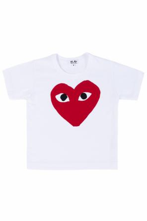 Printed t-shirt od Comme des Garcons Play Kids