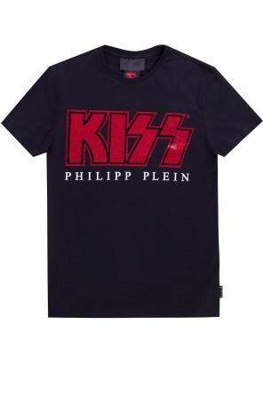 Printed t-shirt od Philipp Plein