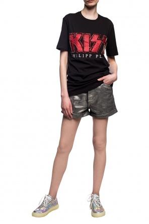 Embellished t-shirt od Philipp Plein