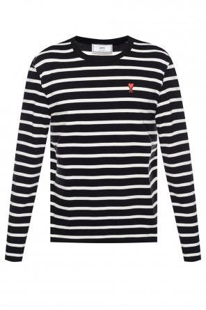 Long-sleeved t-shirt od Ami Alexandre Mattiussi