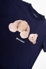 Palm Angels Kids T-shirt with logo