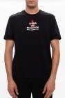 Neil Barrett T-shirt z nadrukiem