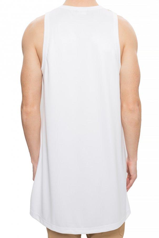 Comme des Garcons Homme Plus T-shirt bez rękawów ATtYqYdz