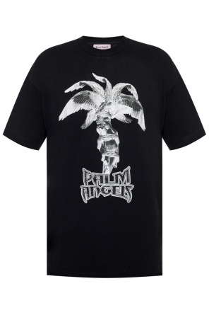 Branded t-shirt od Palm Angels