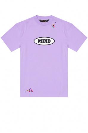 Printed t-shirt od Palm Angels