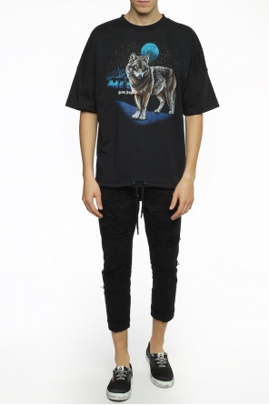 Printed t-shirt od Palm Angels