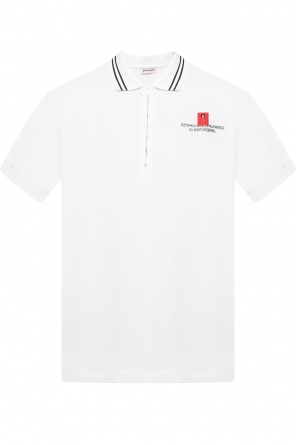 Branded polo od Palm Angels