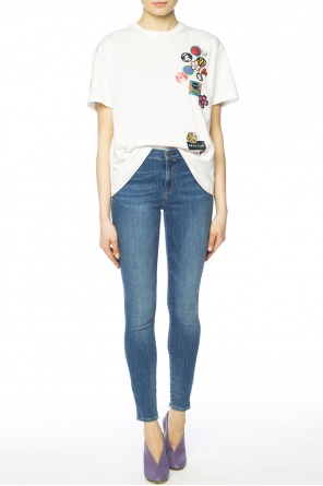 T-shirt with pins od Paul Smith