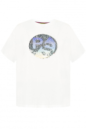 T-shirt with sequins od Paul Smith