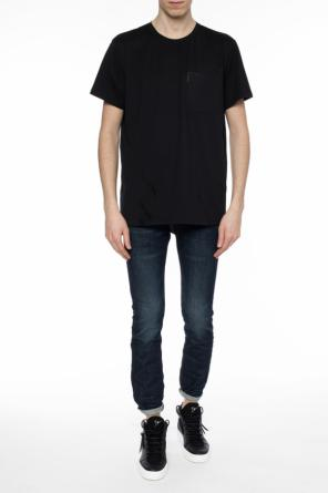 T-shirt with round neck od Berluti