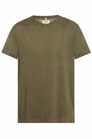 T-shirt with holes od R13