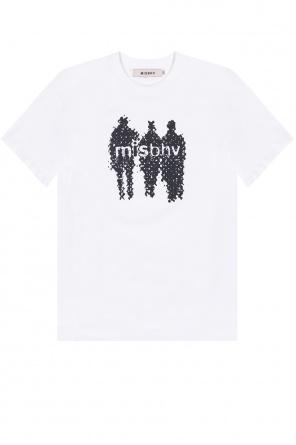 'raster' t-shirt od MISBHV