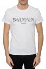 Balmain Crewneck T-shirt
