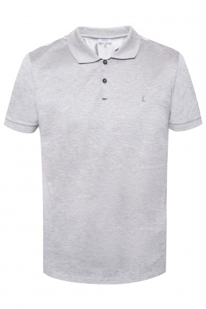 Logo-embroidered polo od Lanvin