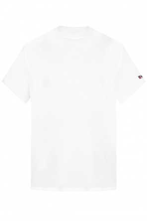 Patched sleeve t-shirt od Lanvin