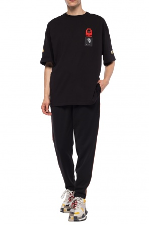 Embroidered t-shirt od Lanvin