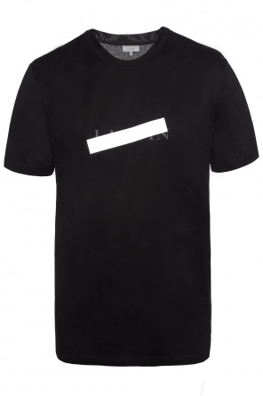 Fluorescent-printed t-shirt od Lanvin