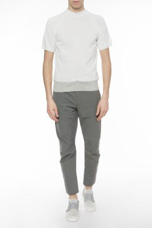 Elasticated cuff t-shirt od Lanvin