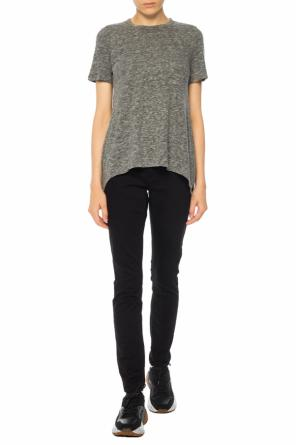 'rosa flame tee' t-shirt od AllSaints