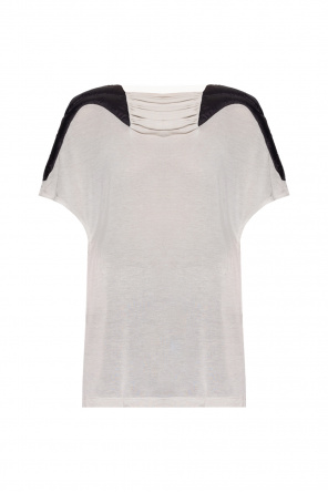 Top with down inserts od Rick Owens