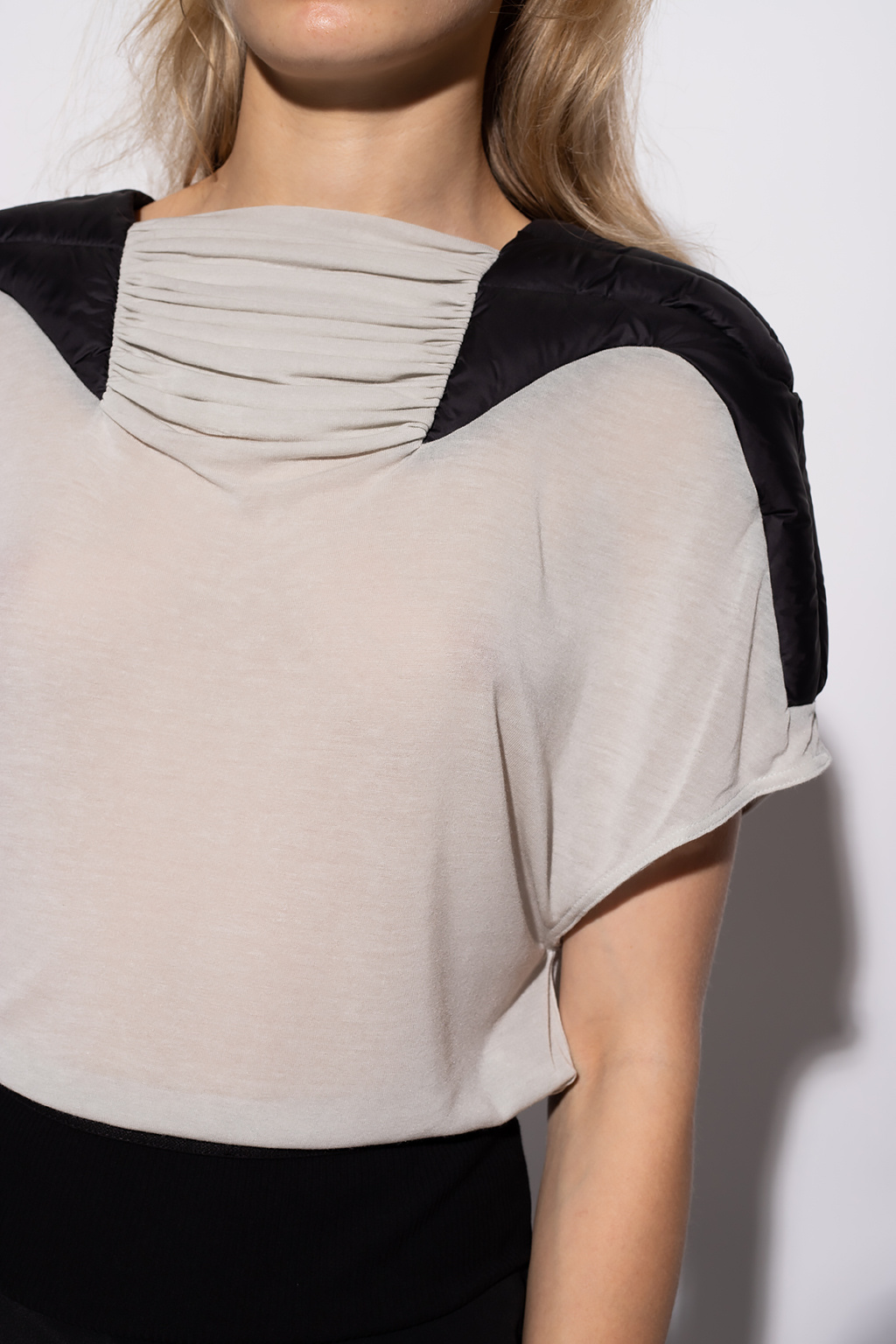 Rick Owens Top with down inserts