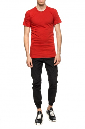 Raw-trimmed t-shirt od Rick Owens