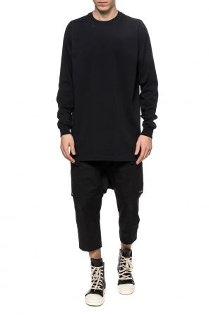 Long sweatshirt od Rick Owens