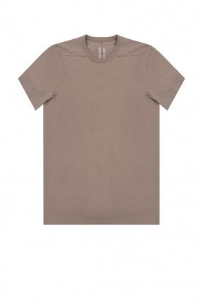 棉质t恤 od Rick Owens