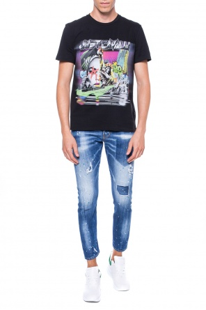 Logo-printed t-shirt od Just Cavalli