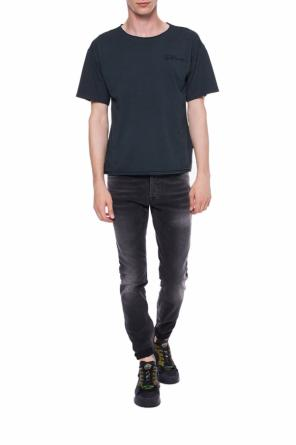 Logo-embroidered t-shirt od Just Cavalli