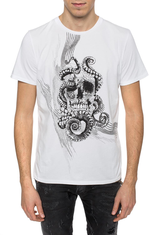Just CAVALLI S01GC0532 100 T-Shirt