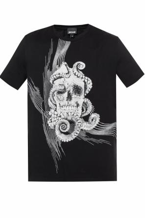 Round neck t-shirt od Just Cavalli