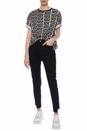 Patterned t-shirt od Just Cavalli