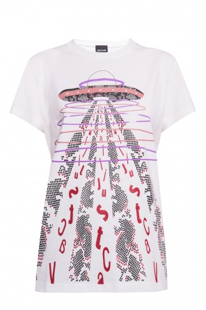 Printed t-shirt od Just Cavalli