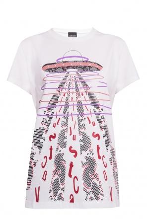 Printed t-shirt od Just Cavalli