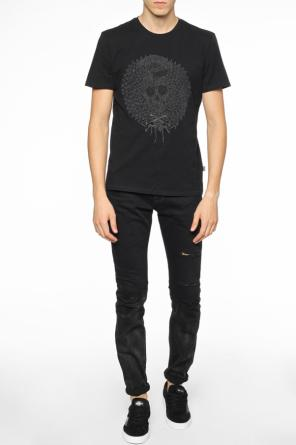 Embellished t-shirt od Just Cavalli