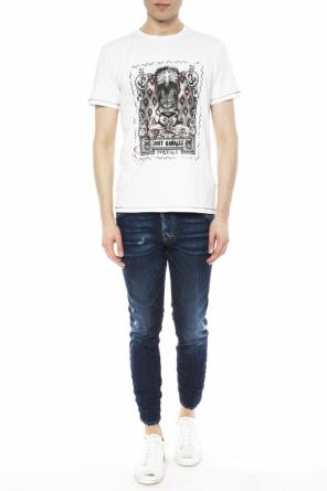Logo t-shirt od Just Cavalli