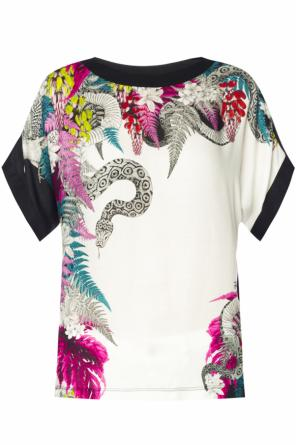 Short sleeve top od Just Cavalli