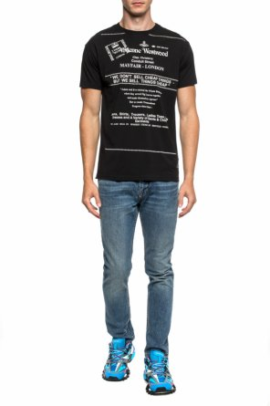 Graphic printed t-shirt od Vivienne Westwood